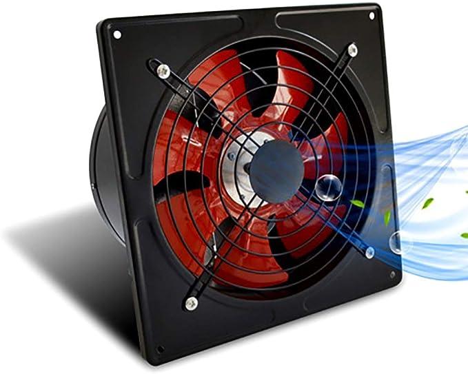 BCXGS Ventilador Extractor de Cocina, Extractor de Aire Industrial ...
