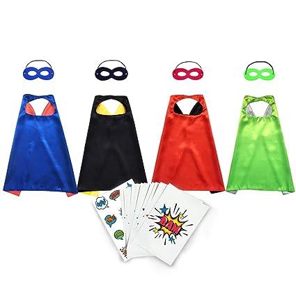 Easony 3-12 Años Juguetes Niñas, Fiesta Superheroes Niños ...