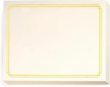 """50 x 6 3//4 /""""foil plaques"""