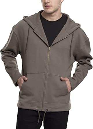 Sweat À Homme Shirt Urban Hoody Classics Long Capuche Amazon Zip HHSOIq
