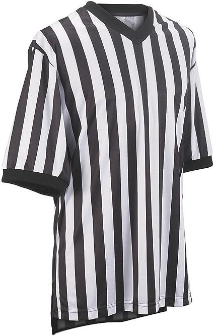 Smitty Womens V-Neck Basketball Referee Shirt /& USA Flag