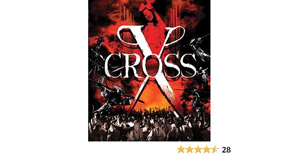 Amazon Com X Cross Blu Ray Various Kenta Fukasaku Movies Tv
