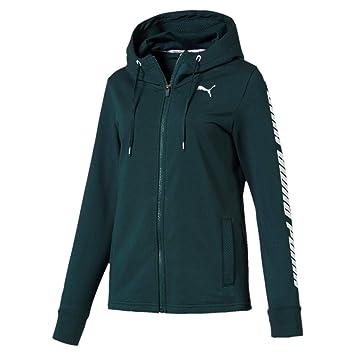 Puma Modern Sports Hooded Jacket Sudadera, Mujer