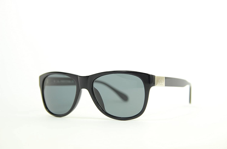 La Martina LM-52905 Gafas de sol, Black, 56 Unisex