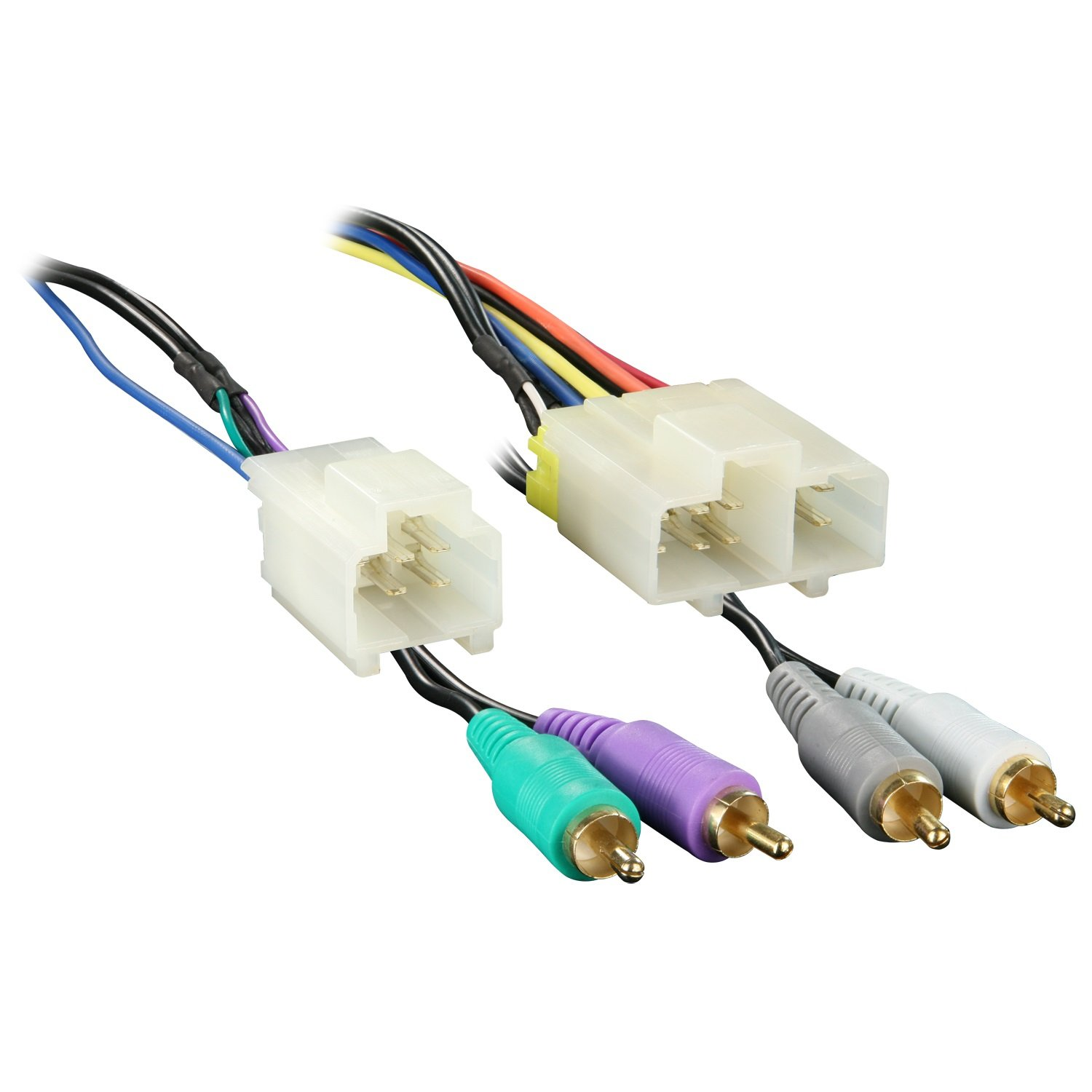 61MPWzGBemL._SL1500_ amazon com metra 70 1764 radio wiring harness for nissan 87 94  at gsmportal.co