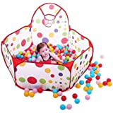 Play Tent for Kids 50 Balls