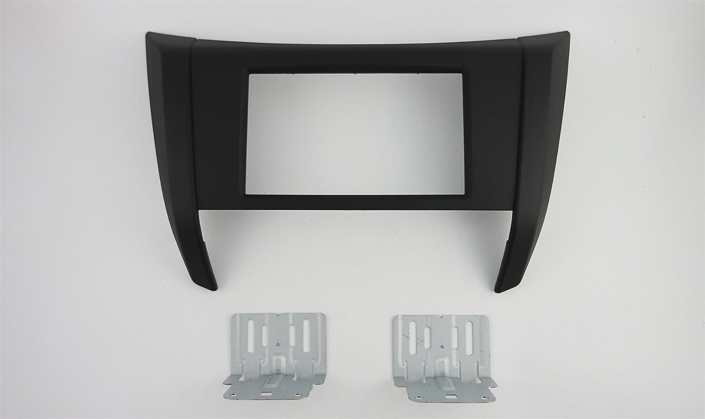 Black Metra95-7619 Car Stereo Installation Dash Kit for 2013-Up Nissan Frontier//Titan//Xterra,