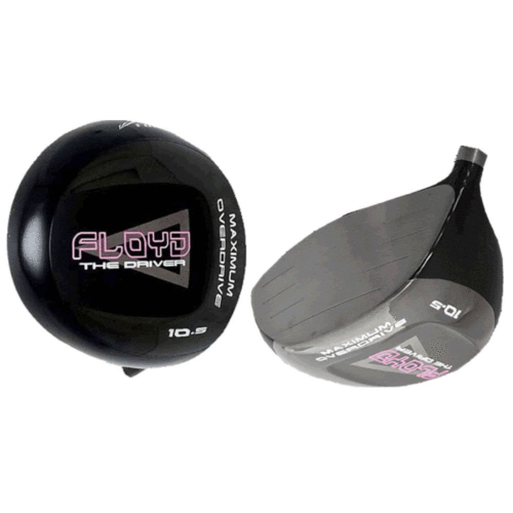 10.5 Deg Hicor Geek Golf ''Fugazi Floyd'' Component Driver Head by GEEK GOLF FLOYD FUGAZI