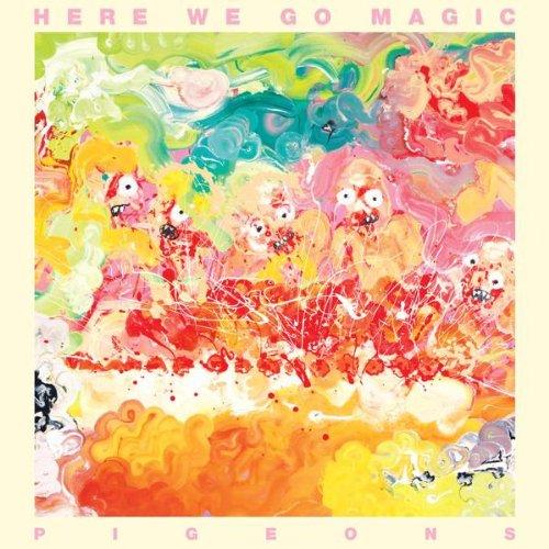 CD : Here We Go Magic - Pigeons (CD)