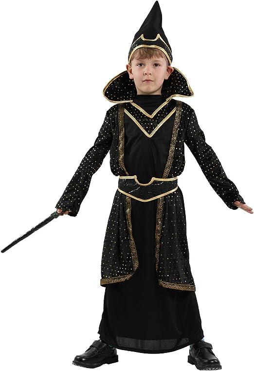 Disfraz de Harry Potter de Gryffindor niños y niñas, Disfraz de ...