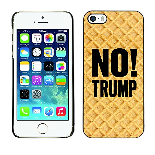 Print Motif Coque de protection Case Cover // Q04100527 Aucun trump cake // Apple iPhone 5 5S 5G