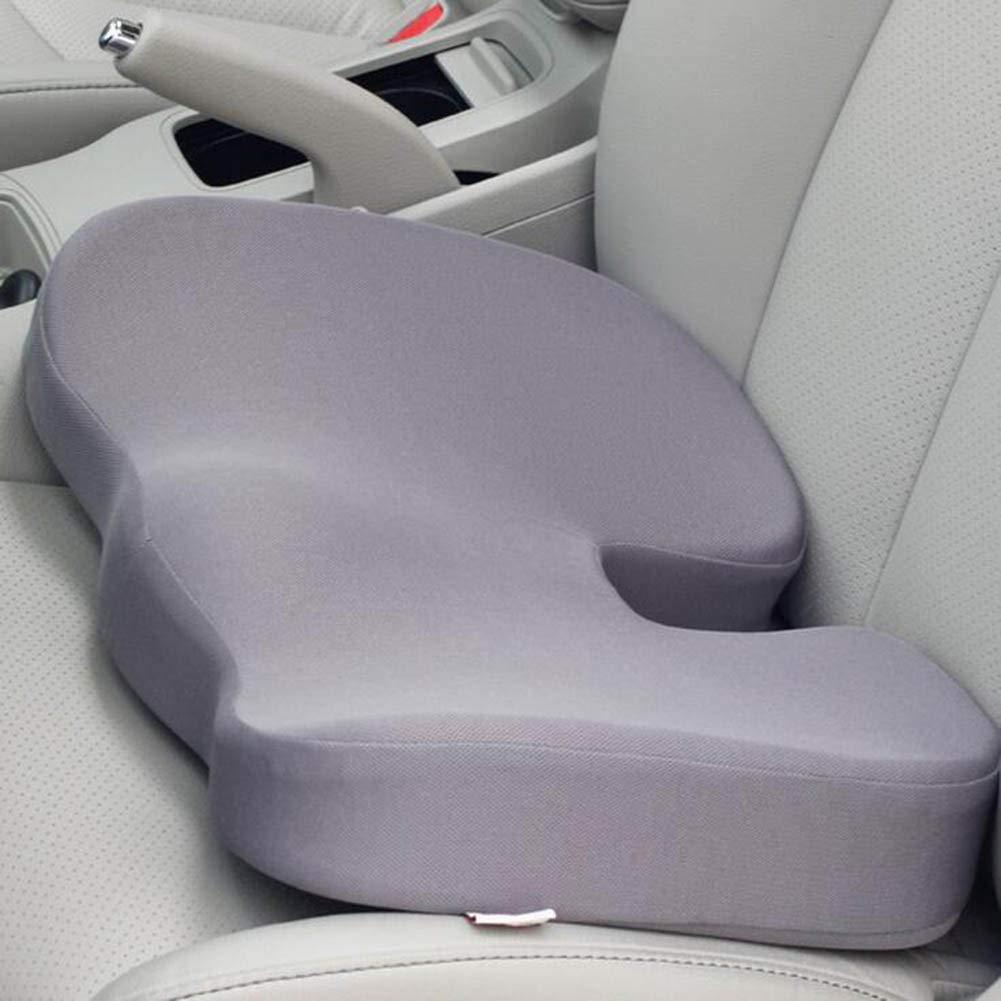Baby Car Seats & Accessories BENJUNCar Waist Belt Waist Memory Cotton Backrest Seat Driver Car Four seasons Waist pads