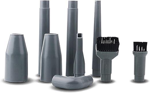 9 unids 32 mm / 35 mm Aspirador Boquillas de Succión Aspiradoras Cabeza Cepillos Tubos Conectores Aspiradora Kit de Accesorios de Repuesto: Amazon.es: Hogar