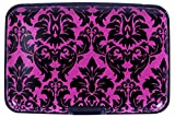 #5: RFID Blocking Wallet Case for Women or Men, Theft Proof Credit Card Holder with Extra Layers of Security, Slim Design Fits in Front Pocket, Holds 9 Cards