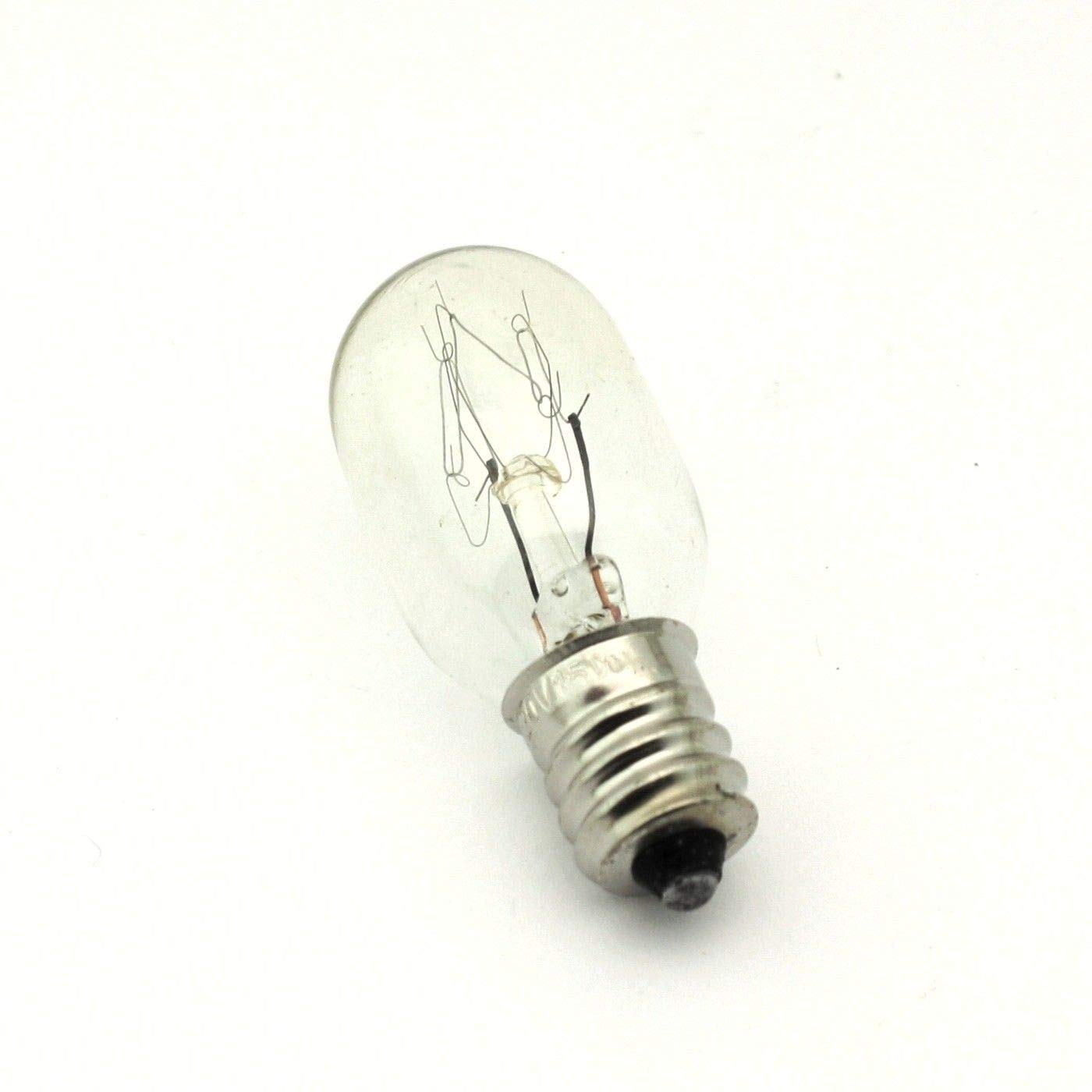 Light Bulb, Screw-in 7/16' Base #9CSW for Home Sewing Machines