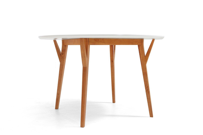 De Ronde Table Dewarens Design Scandinave Manger Salle À Moesa Pw80nOk