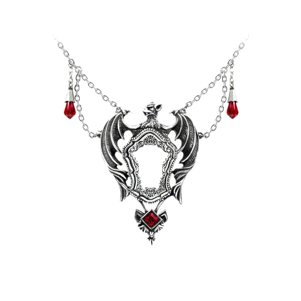 Drakul \'s Spiegel Halskette Von Alchemy Gothic: Alchemy Carta ...