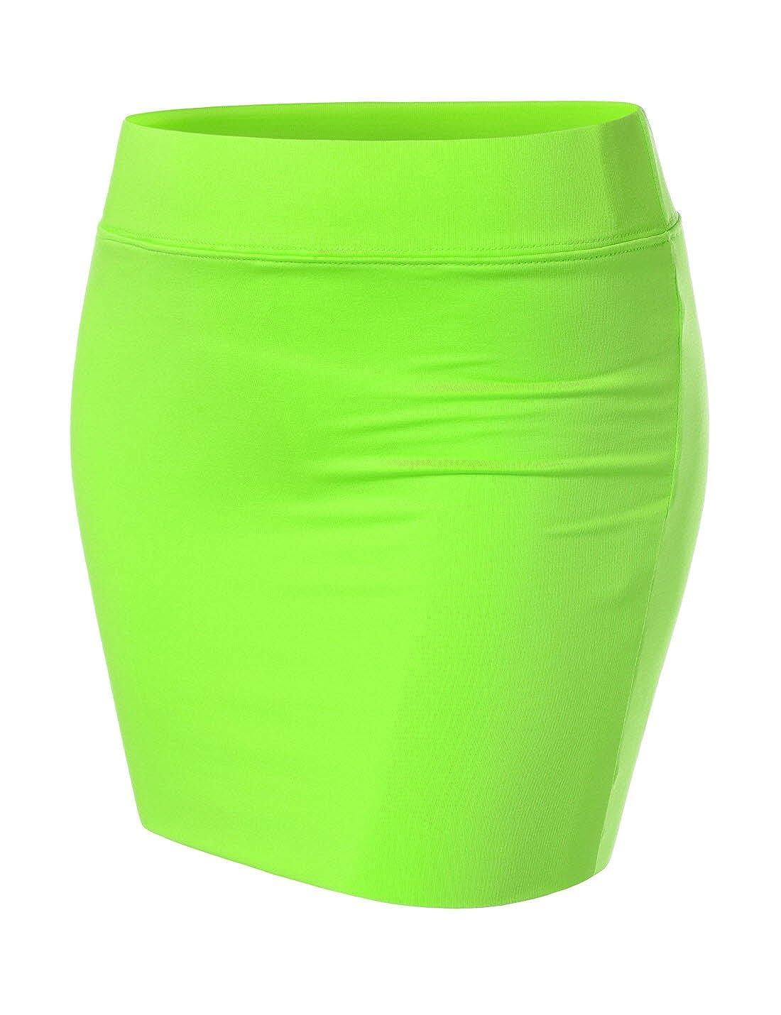 392abd237991 Green Mini Skirt Amazon – DACC