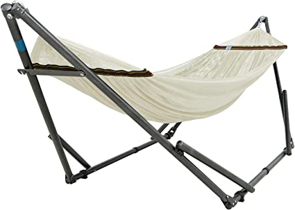 Steel White Tranquillo V4DY Hammock-Stands F