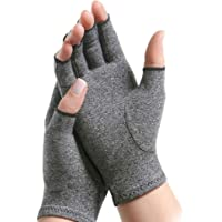 Arthritis Compression Gloves Support and Warmth for Hands Open Finger Pressure Gloves Relieve Pain from Rheumatoid…