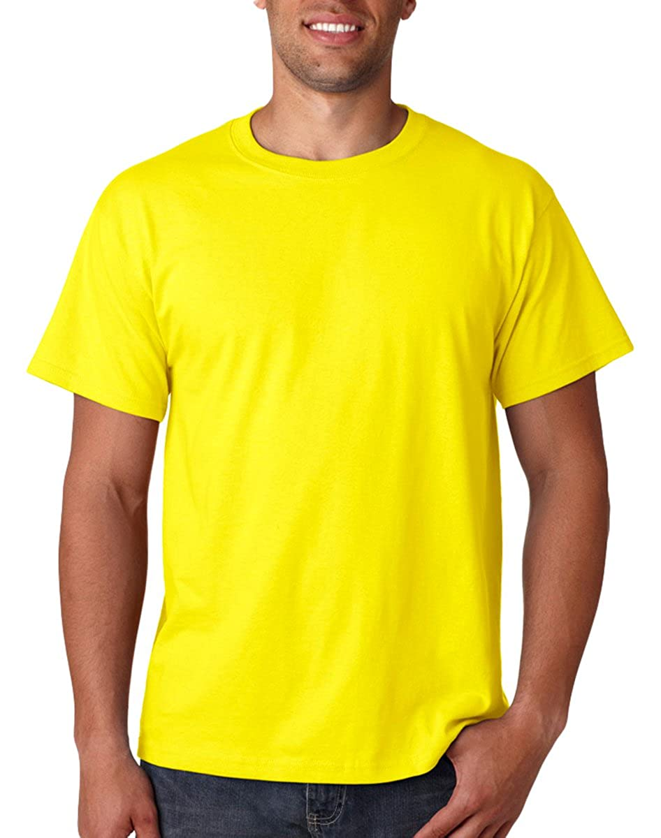 Fruit of the Loom Men's Heavy Cotton T-Shirt ( 2 Pack ) 3931