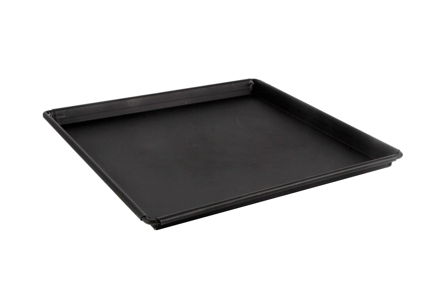 Allied Metal BB1515 Sicilian Non-Stick Tapered Pizza Pan, 15 by 1-Inch