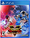 Video Games : Street Fighter V Champion Edition - PlayStation 4