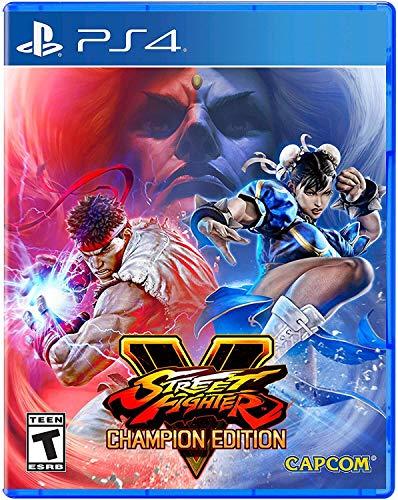 : Street Fighter V Champion Edition - PlayStation 4