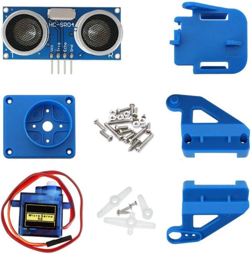 Servo Halter für Arduino Roboter 9g Servo Motor Ultraschallmodul