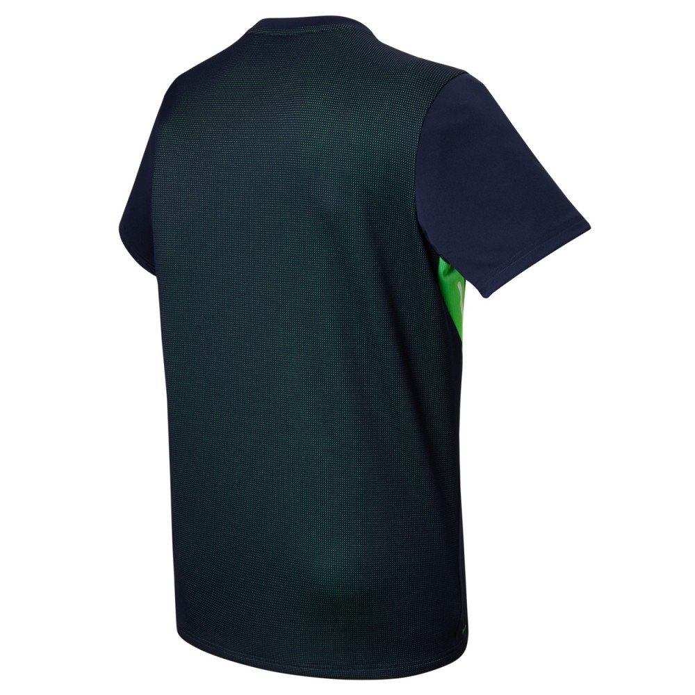 49f999feb New Balance Men's Offical Fai Merchandise Ireland Elite Training Motion  Short Sleeve Jersey: Amazon.co.uk: Sports & Outdoors