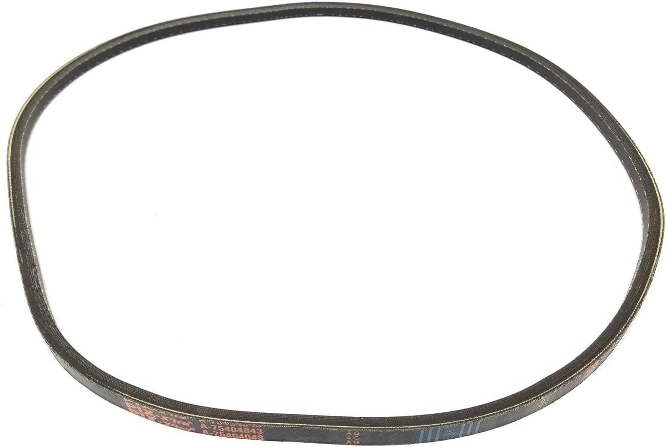 58 Length D/&D PowerDrive 754-04043B MTD Or Cub Cadet Kevlar Replacement Belt 4LK Aramid 58 Length