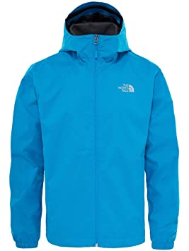 The North Face M Quest Chaqueta, Hombre, Hyper Blue Heather, XS