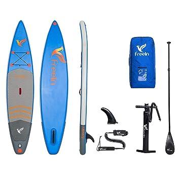Freein - Tabla de Paddle Surf Inflable, 116 de Largo, 30