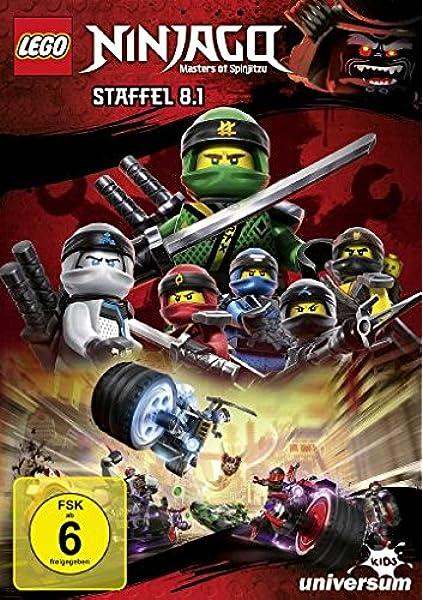 Lego Ninjago - Staffel 7.2 [DVD]: Amazon.es: Michael Hegner ...