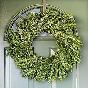 "Fresh Rosemary Wreath- 20"" (free shipping) 9"
