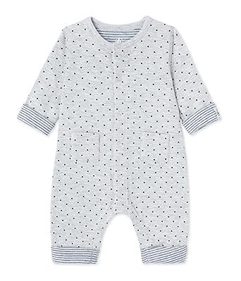 detaillierter Blick heißes Produkt bester Lieferant Petit Bateau Baby-Jungen COMBINAIS Longue POU/ME 2624754 ...