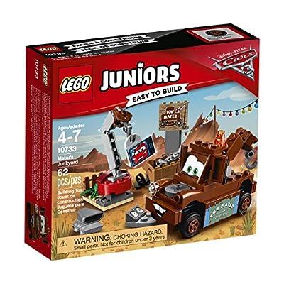 LEGO Juniors Mater's Junkyard 10733 Building Kit: Toys & Games