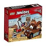 LEGO Juniors Juego de Construcción Disney Cars Chatarrería de Mate (10733)