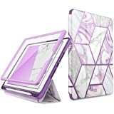 i-Blason Cosmo Case for New iPad 8th/7th Generation, iPad 10.2 2020 2019 Case, Full-Body Trifold with Built-in Screen…