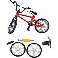 Gazechimp Mini Kit Modelo de Bicicleta Juguete Finger