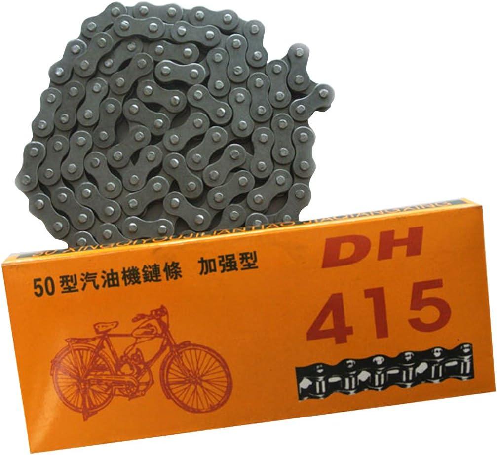 sthus 415 Chain 110L HD Free Master Link 49cc 66cc 80cc Heavy Duty 2 Stroke Motorized Bike