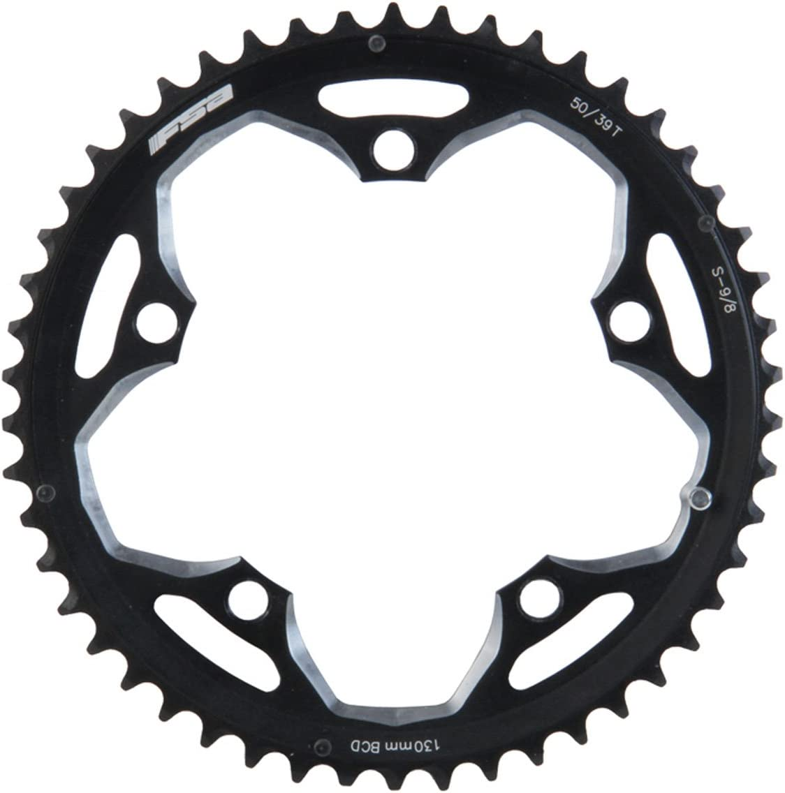 Full Speed Ahead Pro Vélo de Route Chainring N//11 130x53t Noir