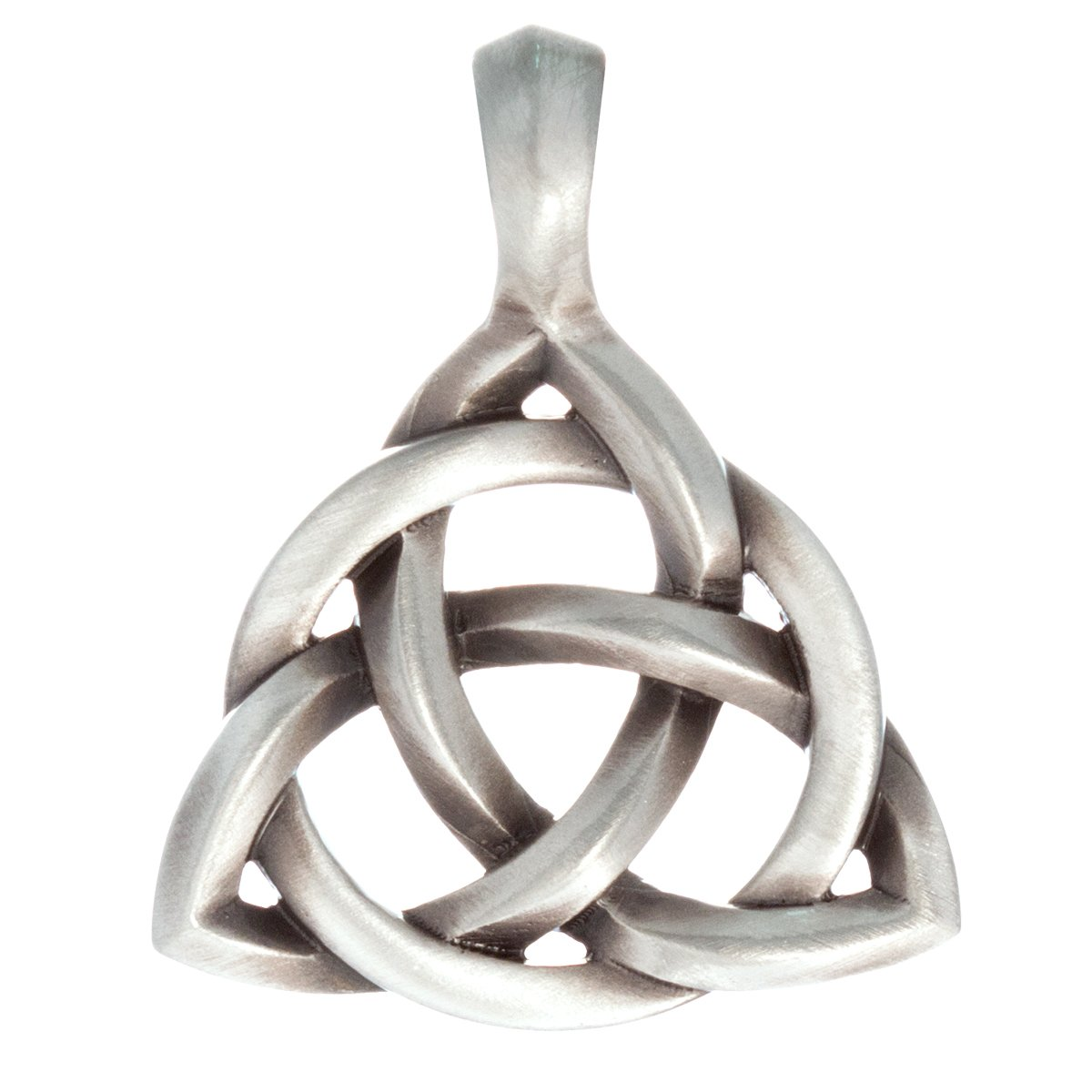 Triquetra Celtic Trinity Knot Mens Pendant By Bico Australia