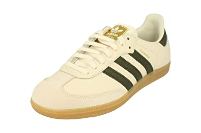 551200570 Amazon.com | adidas Originals Samba OG Mens Trainers Sneakers (UK 6.5 US 7  EU 40, Off White Gum BB8002) | Fashion Sneakers