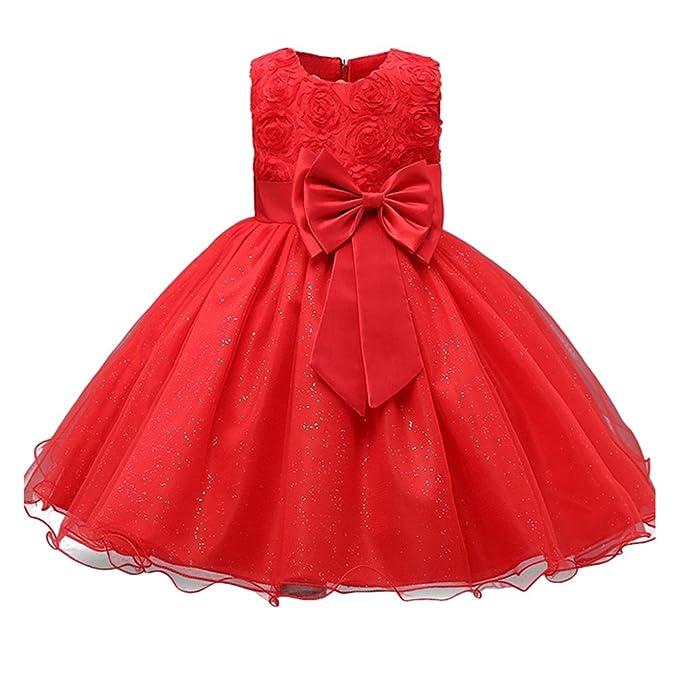 Kids Girl Highdas Prom vestido de fiesta de bodas vestido de ropa adolescente formal: Amazon.es: Ropa y accesorios