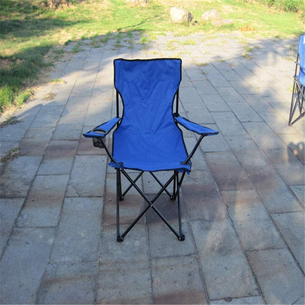 Turefans Folding Chair,Silla de Camping con portavasos,50 50 80 cm