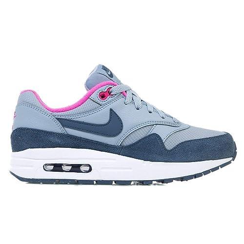 Nike Damen Air Max 1 (Gs) Leichtathletikschuhe: