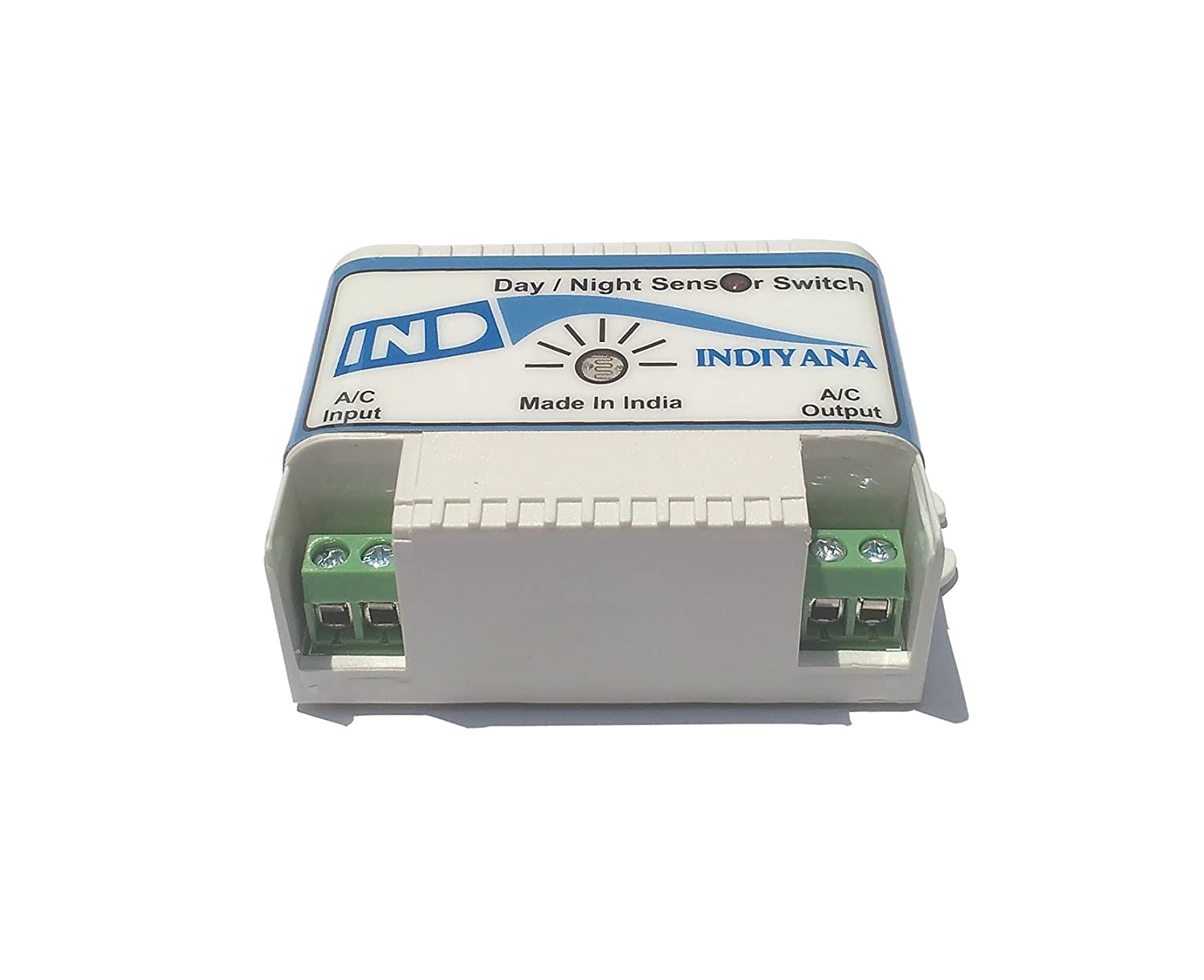 Indiyana Day Night Sensor Switch Ldr Control Auto On In Off 230v Automatic Lamp Morning For 230 Volt Ac Lighting Dusk To Dawn Light