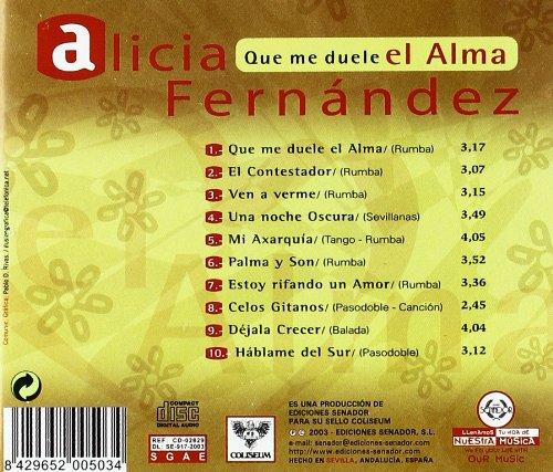- Que Me Duele El Alma - Amazon.com Music