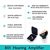 LAIWEN Hearing Amplifier Volume Control Invisible